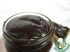 Шоколадная паста без пшеничной муки