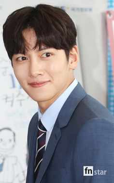[Event] Ji Chang Wook heads to Jeju for the 2017 AIIB Annual Board of Governors Meeting Korean Men, Korean Actors, Ji Chang Wook Smile, Ji Chang Wook Photoshoot, Jin Goo, Could Play, Dapper Gentleman, Korean Beauty, Male Models