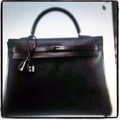 #Hermes SO Black #Kelly