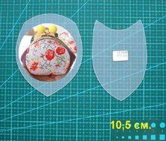 Выкройки с образцами готовых сумочек. – Ярмарка Мастеров Cute Purses, Purses And Bags, Clutch Purse, Coin Purse, Frame Purse, Small Bags, Beaded Flowers, Textiles, Sewing Hacks