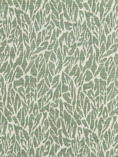 Beacon Hill Fabric / Banana Leaf, Mint