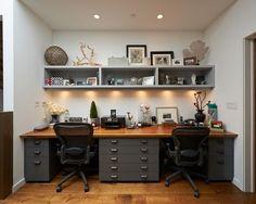 Great Double Office Desk