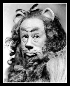 Bert Lahr Photo - 1939 Cowardly Lion Wizard Of Oz - $4.35