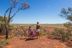 Bladensburg National Park, Winton, Outback Queensland. Get more tips inside on our blog about one of our fave regions in Australia