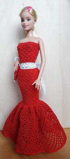 153 besten Barbie Kleidung - Barbie clothes Bilder auf Pinterest in ...