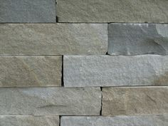 Bluestone Cut Dry Wall, great for building a dry retaining wall and best of all matches a Bluestone patio!  See more at www.langstone.com