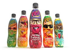 VIP's. Get individual! on Packaging of the World - Creative Package Design Gallery