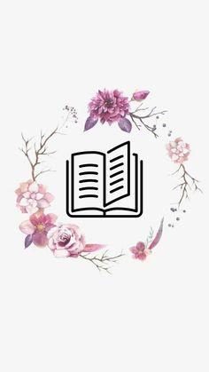 64 Ideas book icon highlight for 2019 Instagram Logo, Instagram Design, Instagram Quotes, Instagram Feed, Facebook Instagram, History Instagram, Instagram Background, Buch Design, Insta Icon