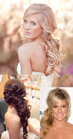 wedding hair ideas - #DBBridalStyle