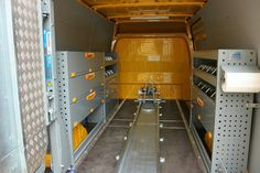 Equipamiento interior de furgonetas Equipamiento interior de furgonetas taller. www.inansur.com / presupuesto.htm