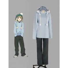 Noragami Yukine cosplay costume