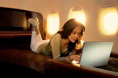 Get upgraded on your next flight using these Top 10 Flight Upgrade Tips! #airtravel #travel