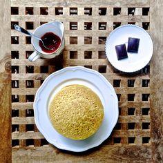 Greeneiro: Gluten and diary-free cornflour pancakes