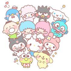 Sanrio Friends