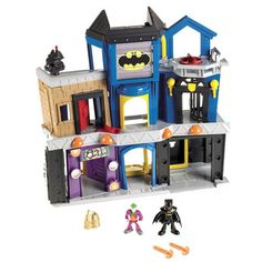 Imaginext Batman Gotham City