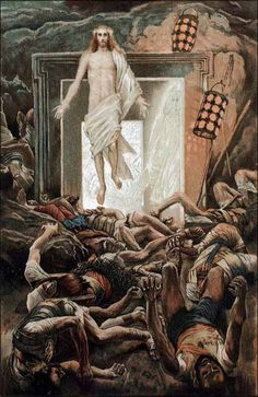 Pieter Lastman, The Resurrection , Dutch, 1612, Oil on panel, 17 x 12 ...