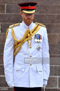 Britain's Prince Harry looks on before unveiling a plaque during the official opening of the refurbished ANZAC Memorial at Hyde Park in Sydney on October - British royals Harry and Meghan. Get premium, high resolution news photos at Getty Images Prince Harry And Megan, Prince Henry, Royal Prince, Harry And Meghan, Prince William, Meghan Markle, Harry Windsor, Prinz Charles, Invictus Games