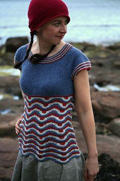 Kate Davies' Betty Mouat Sweater