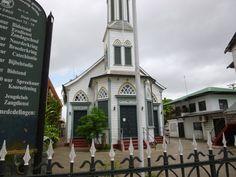 #church #suriname