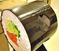 IDISFRAZ ideas para tu disfraz: disfraz casero de sushi