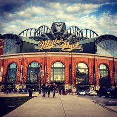 "iPhone Photo - ""Miller Park"""