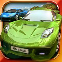 Race illegal High Speed 3D