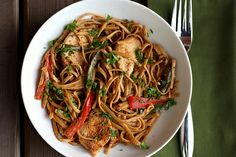 #RECIPE - Cajun Chicken Pasta