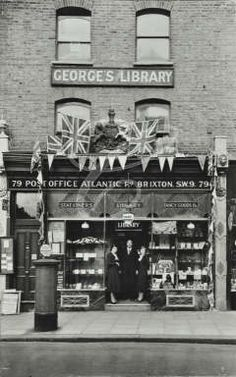 79 Atlantic Road, Brixton, 1936 - I grew up not far from here in the 60s.....