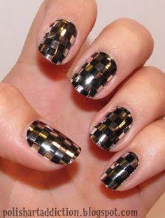 ::awsome nail art::