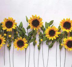 Felt Flower Bouquet, Felt Flowers, Diy Flowers, Fabric Flowers, Paper Flowers, Felt Crafts Diy, Felt Diy, Fabric Crafts, Craft Desk