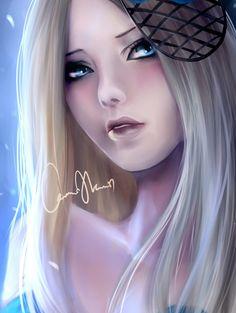 Polar Queen by carmenomo
