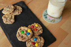 M&M Chocolate Chip Cookies   Swim, Eat, Repeat