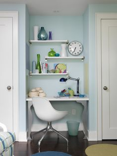 Small Home Office Design Ideas 2012 From HGTV – On Design