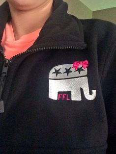 This is definitely a must have for every Republican girl! Use the discount code   LettyBurgin   for 10% off #Republican #Elephant #FFL @FutureFirstLady
