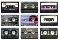 Cinta de Cassette.