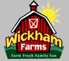 Wickham Farms - Farm Fresh Family Fun and CSA; Batting cages, corn mazes, miniature golf, farm animals and cafe. Route 250 in Penfield (3/4 mile south of Atlantic).