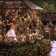 A cinderella story gazebo-- I want to say my vows in this