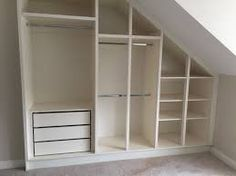 Image result for dormer wardrobes