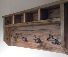 In this instructable I will show you how I made a farmhouse style coat hanger…