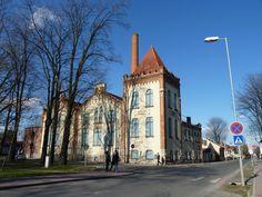 Tatranská galéria v Poprade, bývalá elektráreň
