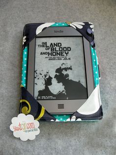 Kindle Cover Kindle Fire cover Kindle Touch cover by SewitGirl, $40.00