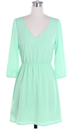 Adabelle's  - The Lots of Compli-mints Dress, $44.00 (http://www.adabelles.com/the-lots-of-compli-mints-dress/)