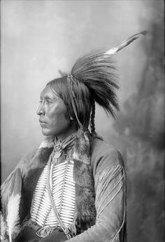 Native American - Kiowa man