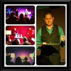 Bill Gladwell, The Mentalist • Although Bill's performance is sometimes viewed as true psychic ability, Bill is really using his knowledge of human behavior. Come see this show and be amazed!