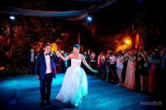 First dance of bride & groom!