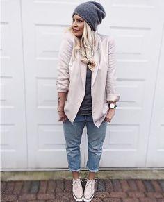 rosa oversize blazer