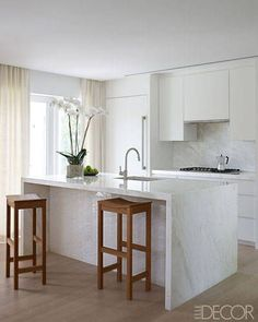 Elegantly Scandinavian Kitchen - ELLEDecor.com