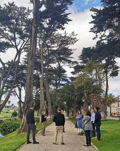 Open air morning briefing 🍃 Dolores Park, Travel, Viajes, Destinations, Traveling, Trips