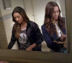 "Spencer's Ralph Lauren Denim & Supply Cavalry Jacket Pretty Little Liars Season 4, Episode 23: ""Unbridled"""