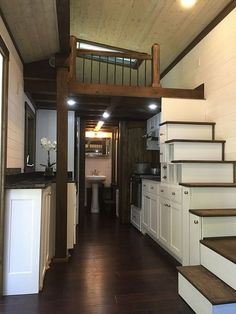 #tumbleweed #tinyhouses #tinyhome #tinyhouseplans steel-framed tiny house in Chattanooga, TN
